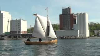 preview picture of video 'Rumregatta Flensburg 2012 - Sjekten und Smakken'