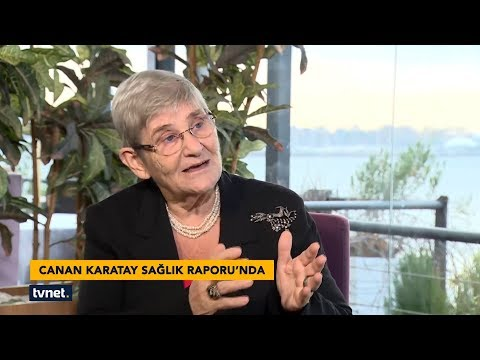 Sağlık Raporu - 18.11.2017 (Prof. Dr. Canan Karatay)