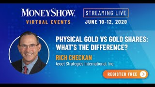 Physical Gold vs Gold Shares: What's the Difference?