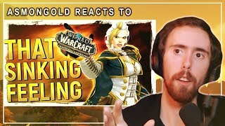 "Asmongold Reacts to ""Why Battle for Azeroth FEELS Worse Than Legion For Many Players"" by Bellular"