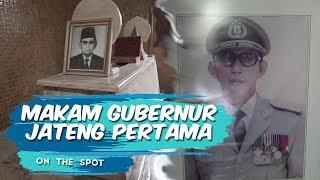 ON THE SPOT | Berkunjung ke Makam Gubernur Jawa Tengah Pertama di Sukoharjo