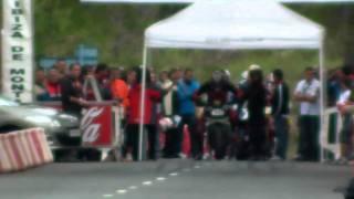 preview picture of video 'Ibiza motorbike race, pujada motos Eivissa en sa Cala 2009'