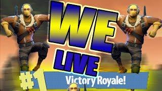 ROAD TO 100 SOLO WINS💥23💥 Fortnite Battle Royale Live Stream
