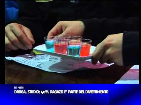 Clinica su trattamento. alcolismo