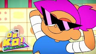 OK K.O.! Music Video | OK K.O.! Let's Be Heroes | Cartoon Network