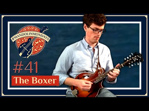 "My solo arrangement of Paul Simon's song ""The Boxer"""