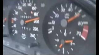 Mercedes 300CE Turbo Turbobandit 0,9bar