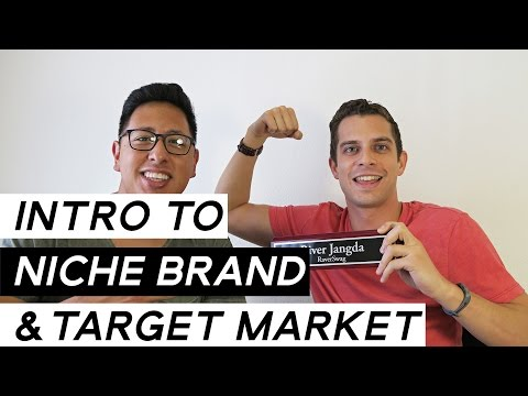 Be Profitable With Niche Marketing | Intro To Target Market