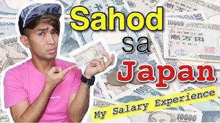 Sahod sa Japan | My Salary Experience | Cost of Living | Pak Pak Japan