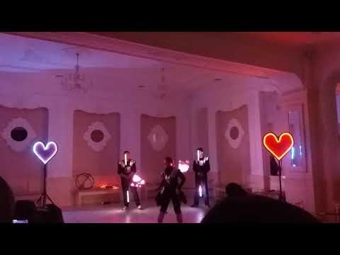 Світлодіодне шоу FIRE DANCE на весілля, відео 3