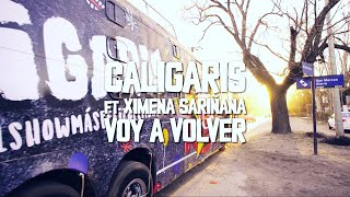 Voy a Volver - Los Caligaris feat. Ximena Sariñana (Video)