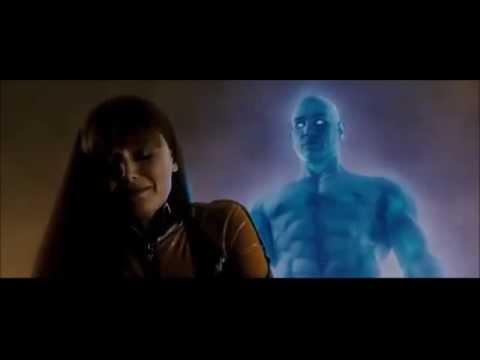 Dr. Manhattan & Silk Spectre // Audra Mae — I'm a Diamond
