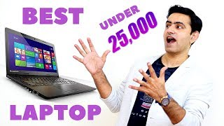 Best Laptops under 25000 in 2019 | Win 10 | Gaming | Editing | Student | Business | Home
