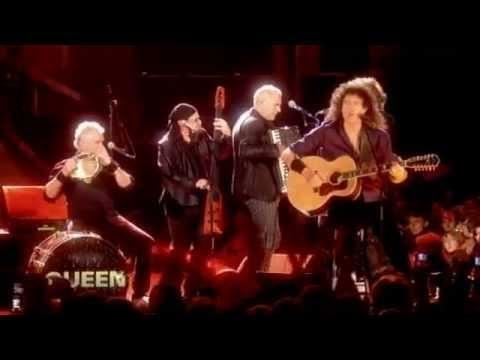 Queen + Paul Rodgers  - '39 (Live In Ukraine, 2009)