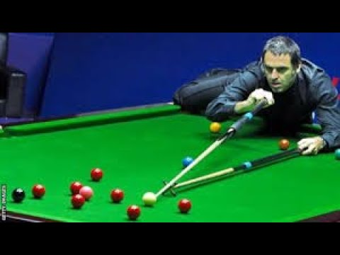 Ronnie O'Sullivan  cleared the table from 0 vs 64