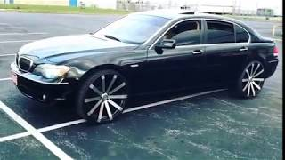 Bmw 750 On 24s Free Video Search Site Findclip