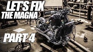 Let's Fix The Magna | PART 4 (Clutch Rebuild)
