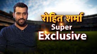 'HITMAN' Rohit Sharma SUPER Exclusive Interview | Vikrant Gupta | Sports Tak