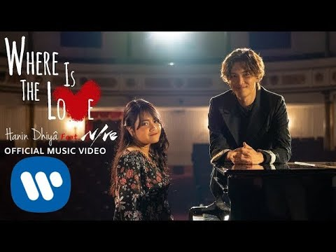 Download Video Hanin Dhiya Feat Nive Where Is The Love Official Music Video