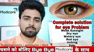 Complete solution for all Eye Problems with modicare supplements, exercise and diet - Download this Video in MP3, M4A, WEBM, MP4, 3GP