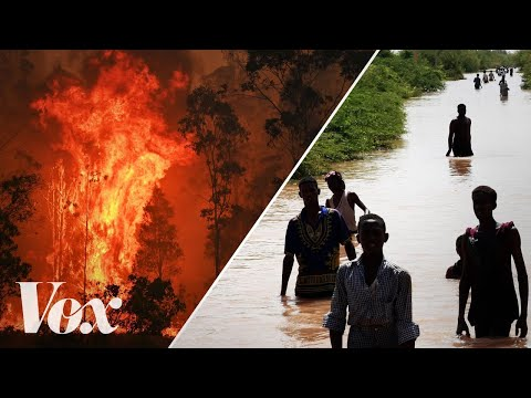 Jak požáry v Austrálii souvisí se záplavami v Africe