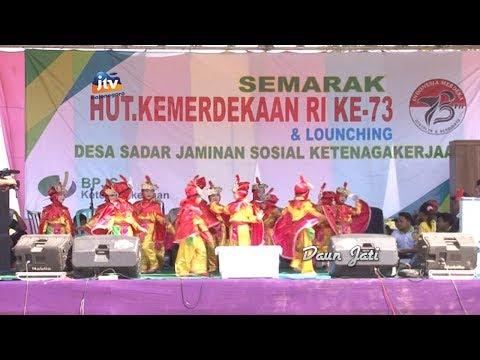 Launching Desa Sadar Jaminan Sosial Ketenagakerjaan 2018 - Part 2/4