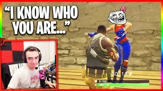He Stream Sniped Me... And We Won! (Funny Random Duos)