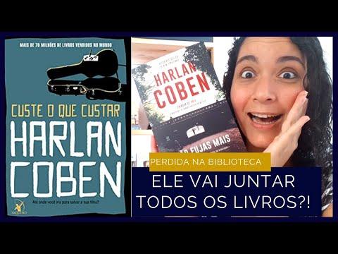 Custe o que Custar de Harlan Coben | Perdida na Biblioteca