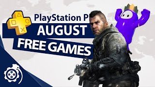 PlayStation Plus (PS+) August 2020