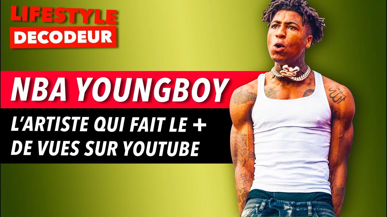 NBA YoungBoy | L'Enfant Terrible le Plus Populaire d'Internet ! - LSD #80