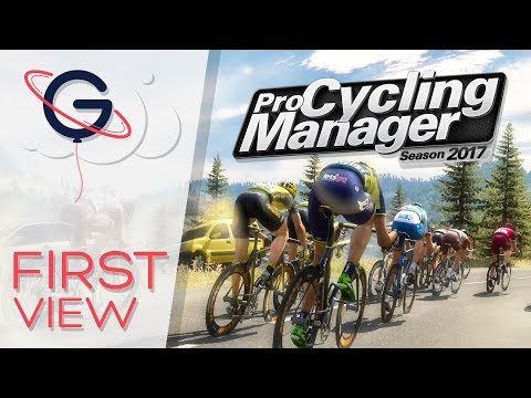 Gameplay de Pro Cycling Manager 2017