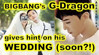 G-DRAGON's HIDDEN Reason Why He Bought A New House 2020 || Ready For Another BIGBANG Wedding? VIPs