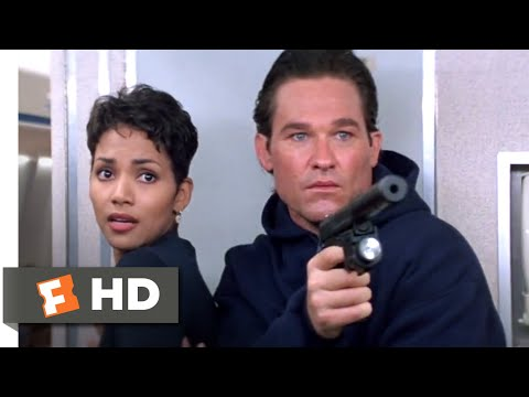Executive Decision (1996) - Taking The Sleeper Scene (7/10) | Movieclips