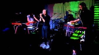 Empty Pool ♫ Cibo Matto Live @ The Boot & Saddle, Philadelphia PA 2-11-14