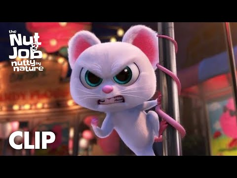 The Nut Job 2: Nutty by Nature (Clip 'Cotton Candy Swirl')