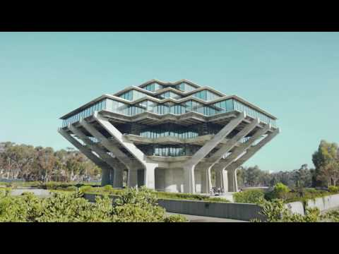 University of California-San Diego - video