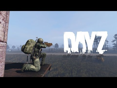 DayZ - The WaterTower Sniper! (Livonia / Expansion)