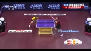 世界卓球2015好試合マッチポイント集WTTC2015-MatchPoint-