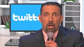 Rich Vos accidentally Links his Twitter Password on Radio