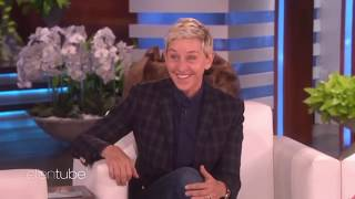 Ellen reacting to Mandarin, Japanese, and Korean (compilation)