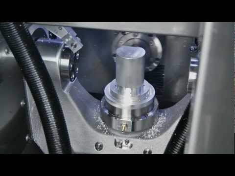 DATRON C5 - 5-Achs Fräsmaschine
