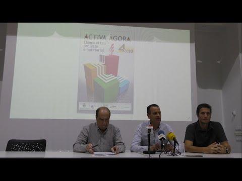 Presentación 4ª edición de Activa Àgora[;;;][;;;]