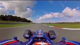 360 VR Red Bull F1 Formula yarışı Video