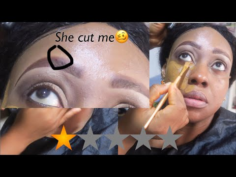 Download I Went To The Worst Reviewed Makeup Artist In My City Video