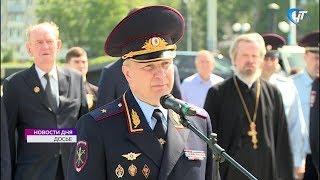 Руководитель регионального управления внутренних дел Сергей Коломыцев покинул свой пост