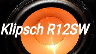 Klipsch R12SW