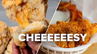 5 Recipes For Cheddar Lovers - Video Youtube