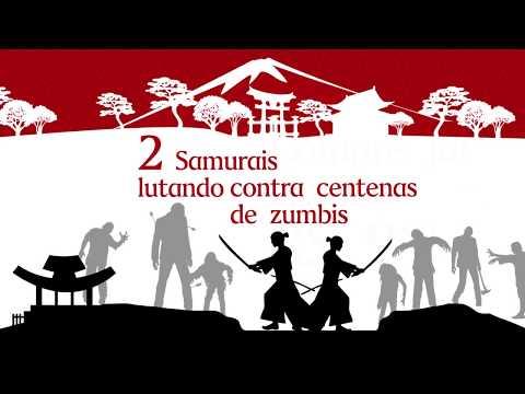 Conheça Samurais de Fukushima - a batalha contra os mortos!