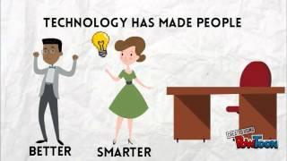 Positive Impact of Technology Intro | Kholo.pk