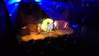 Anjulie LIVE- White Lights
